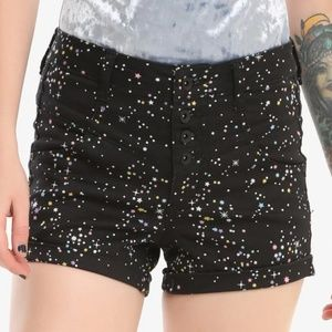 [a43-16] Hot Topic Kawaii Constellation Shorts